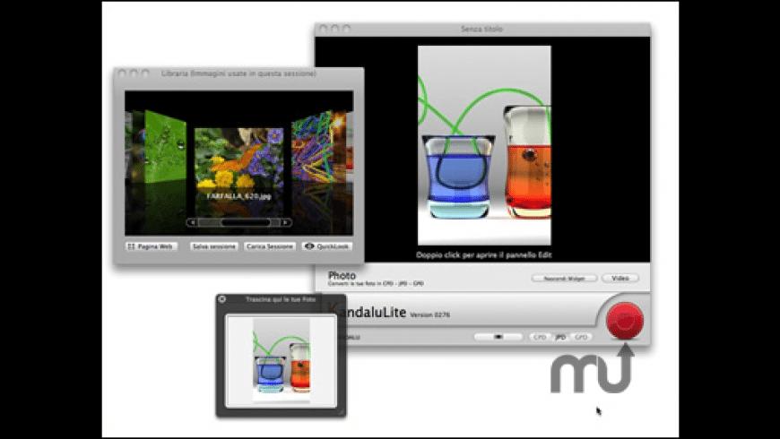 KandaluLite for Mac - review, screenshots