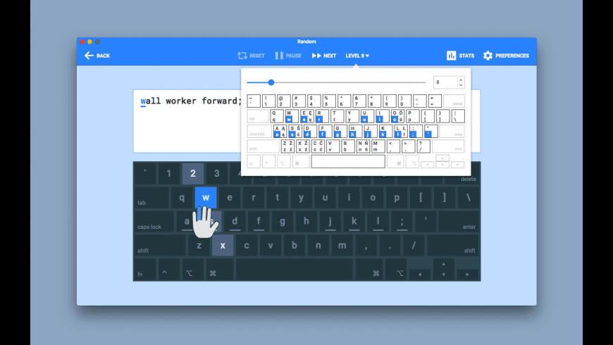 Type Fu for Mac - review, screenshots