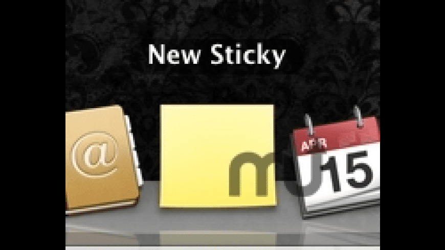 New Sticky for Mac - review, screenshots