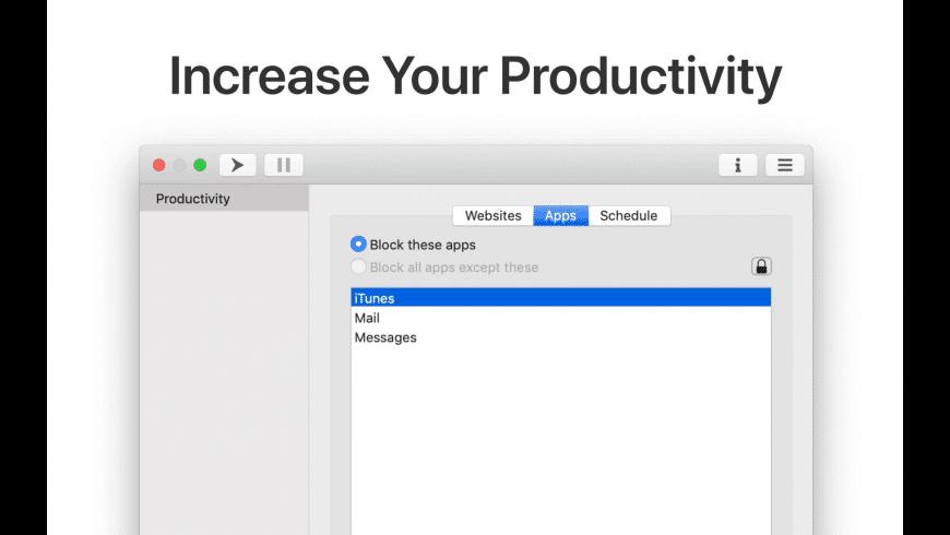 1Focus for Mac - review, screenshots