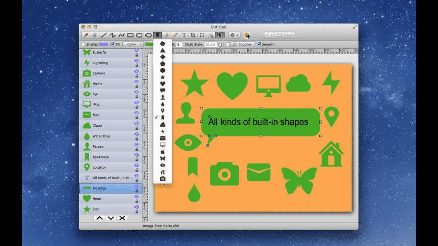 Paint Pro for Mac - review, screenshots