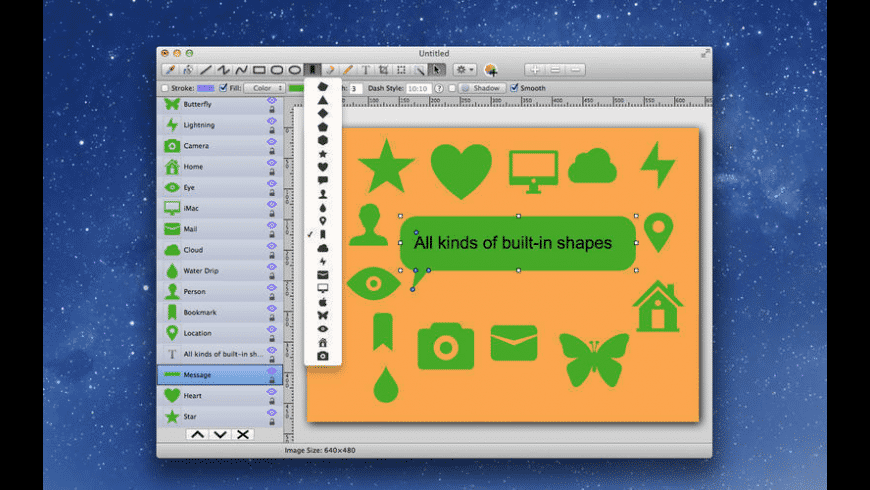 Paint Pro for Mac - review, screenshots