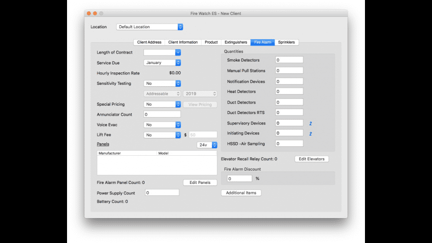 Fire Watch ES for Mac - review, screenshots