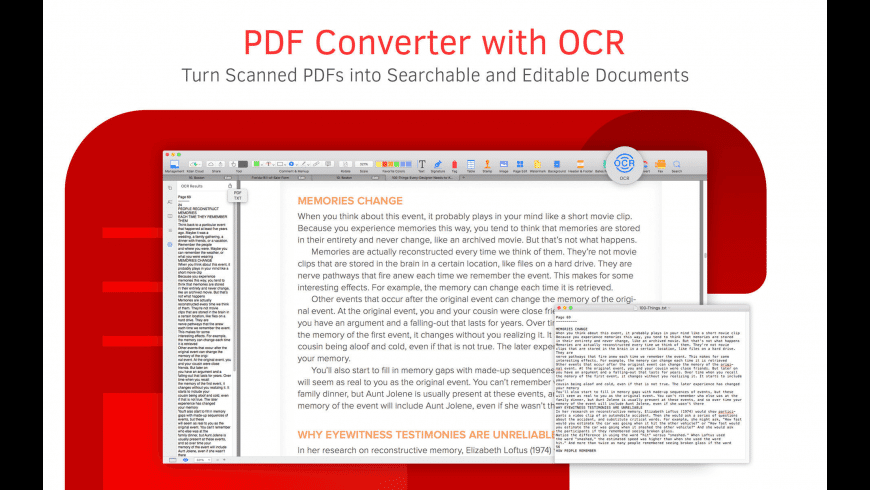 PDF Reader Pro for Mac - review, screenshots
