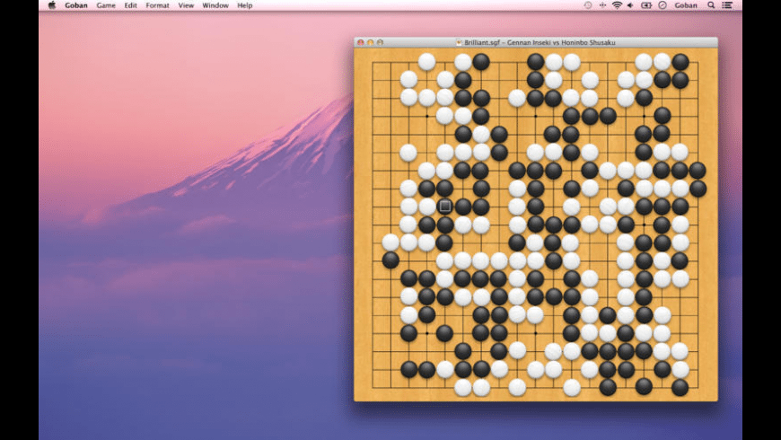 Goban for Mac - review, screenshots