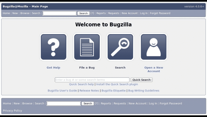 Bugzilla for Mac - review, screenshots