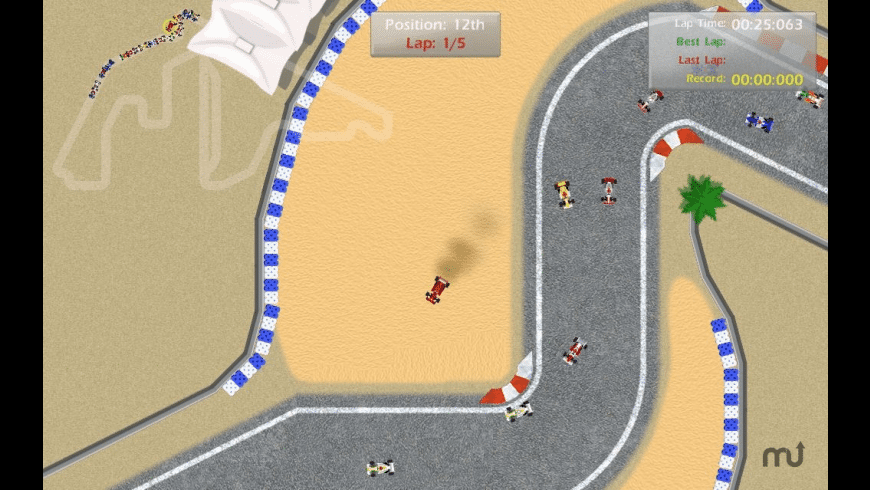 New Star Grand Prix for Mac - review, screenshots