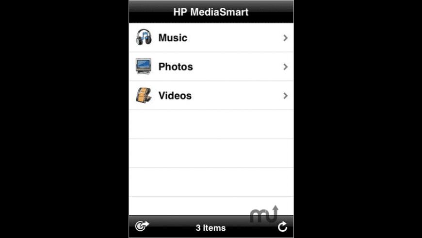 HP MediaSmart Server iStream for Mac - review, screenshots