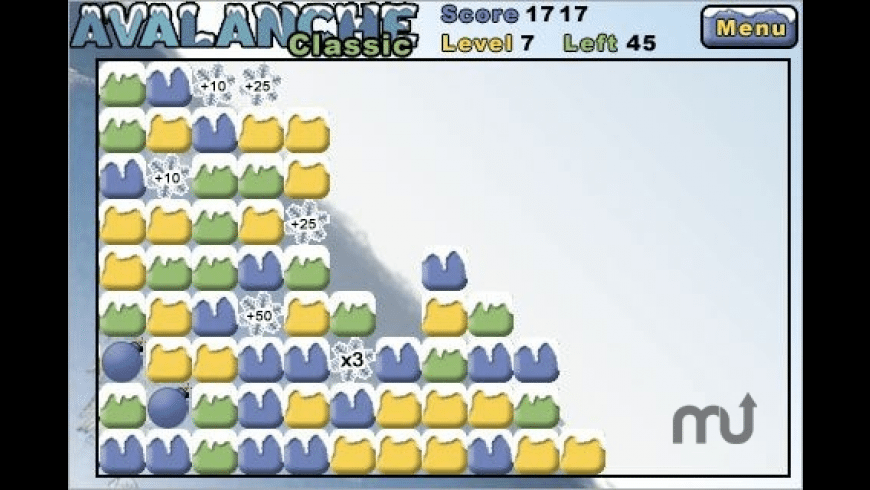 Avalanche 2 for Mac - review, screenshots
