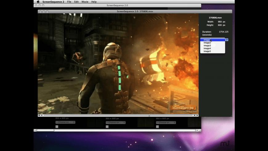 ScreenSequence for Mac - review, screenshots