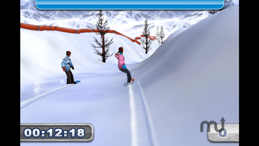 Slope Rider for Mac - review, screenshots