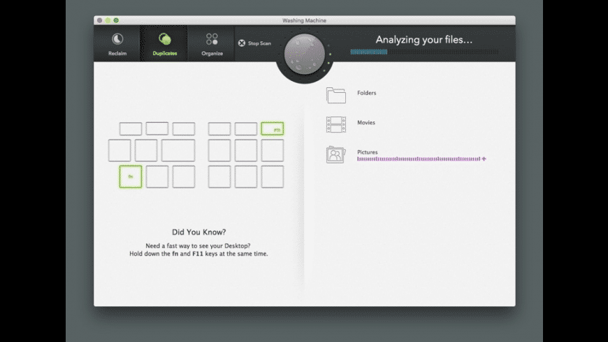 Washing Machine for Mac - review, screenshots