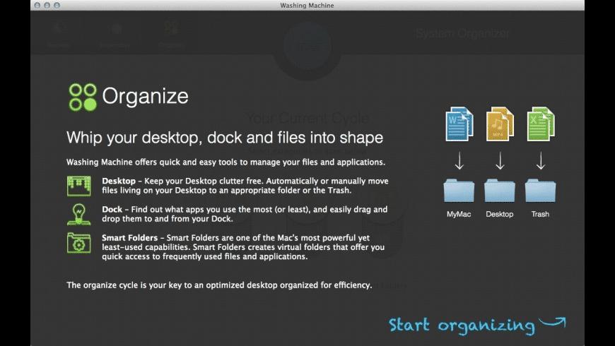 Washing Machine (3-license) for Mac - review, screenshots
