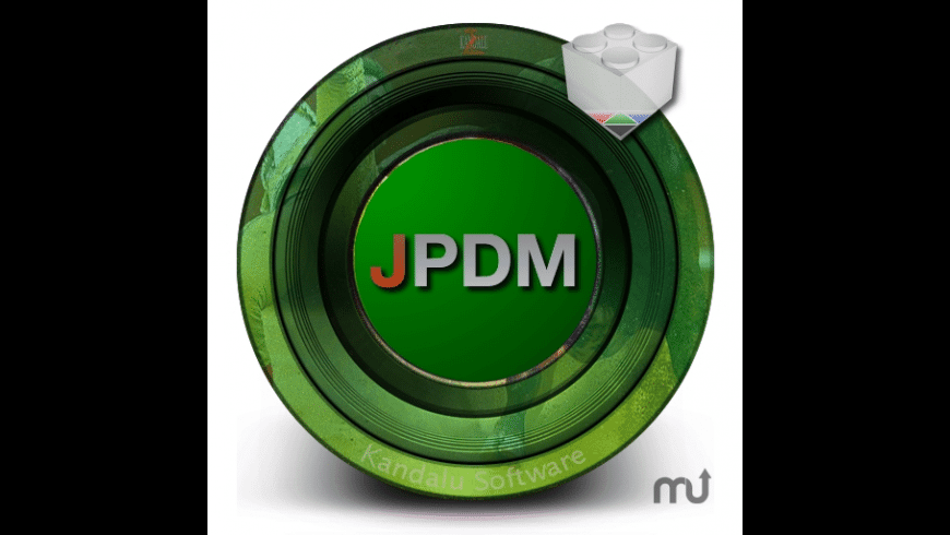 JPDM Decoder for Mac - review, screenshots