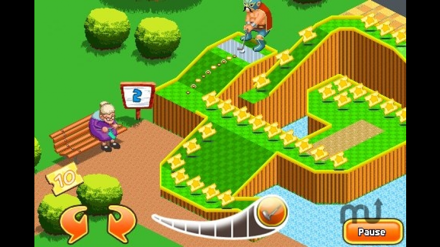 Mini Golf 99 Holes Theme Park for Mac - review, screenshots