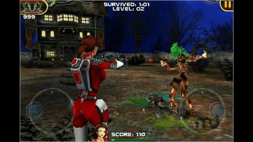ZombieHunter [7DA] for Mac - review, screenshots