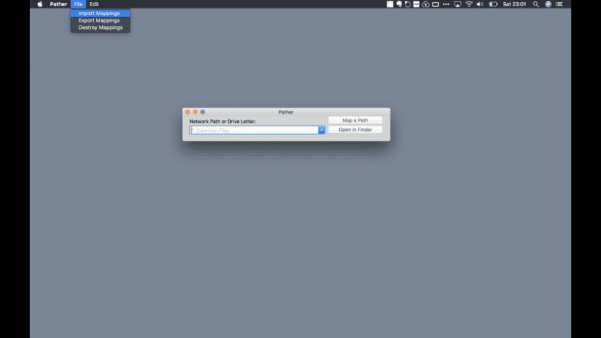 Pather for Mac - review, screenshots