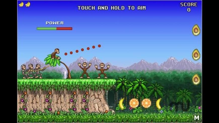 Monkey Flight for Mac - review, screenshots