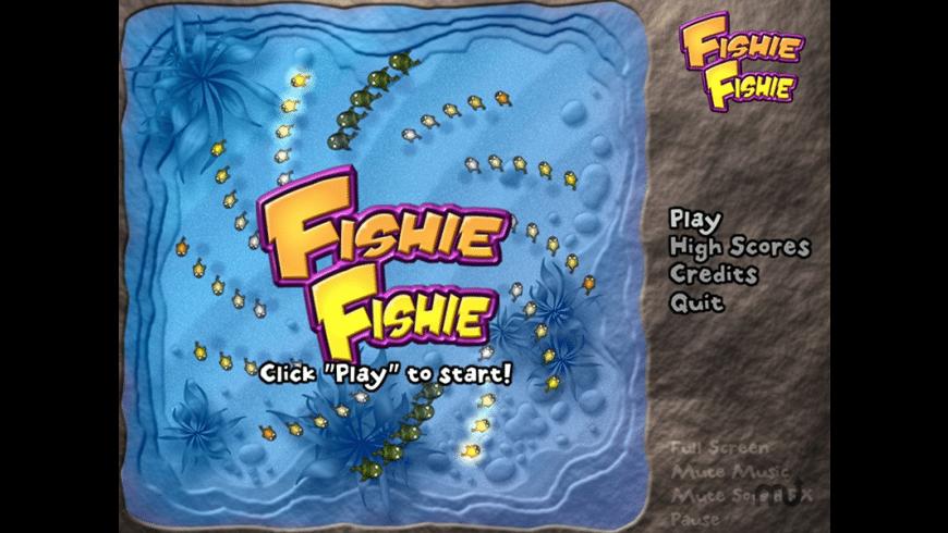 Fishie Fishie for Mac - review, screenshots