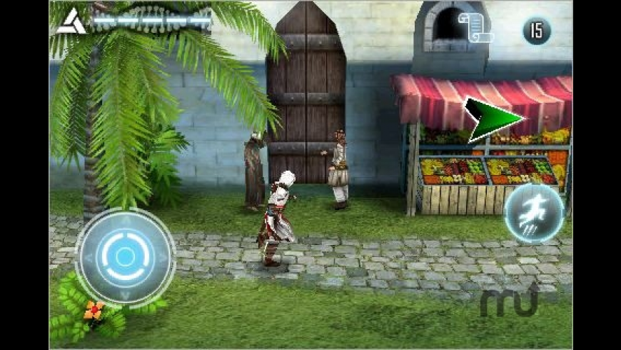 Assasin's Creed - Altair Chronicles for Mac - review, screenshots