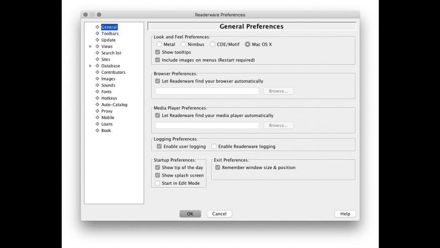 Readerware Books for Mac - review, screenshots