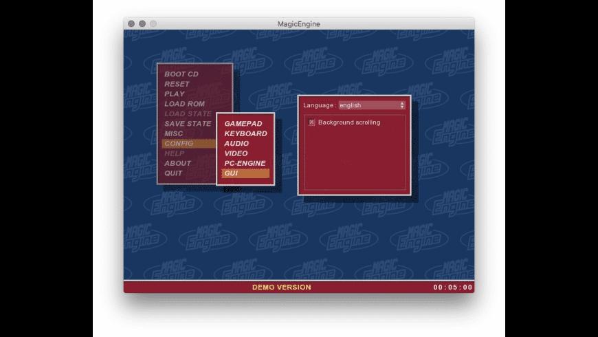 Magic Engine for Mac - review, screenshots