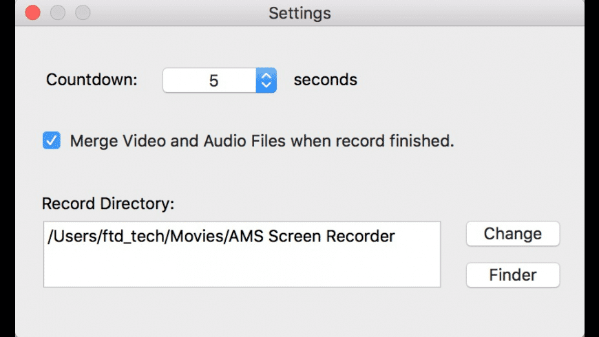 AMS Total Recorder Ultimate for Mac - review, screenshots