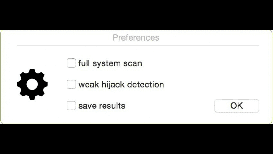 Dylib Hijack Scanner for Mac - review, screenshots