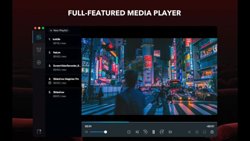 MaCinema for Mac - review, screenshots
