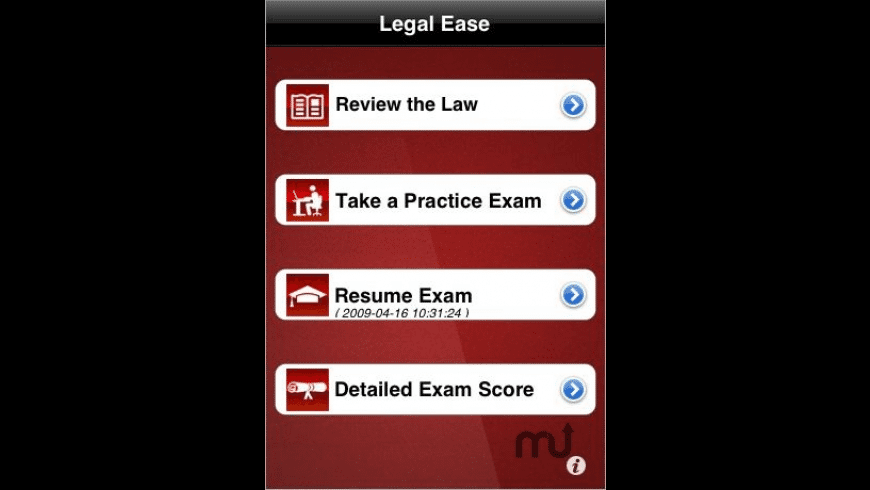 Legal Ease for Mac - review, screenshots