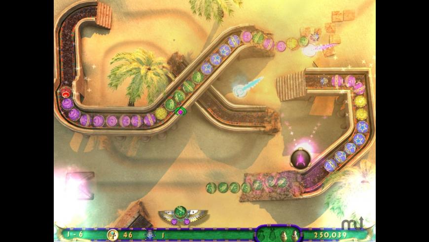 Luxor 3 for Mac - review, screenshots