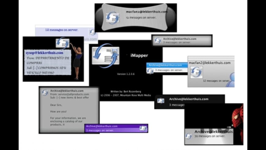 iMapper for Mac - review, screenshots