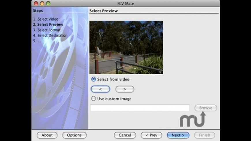 FLV Mate for Mac - review, screenshots