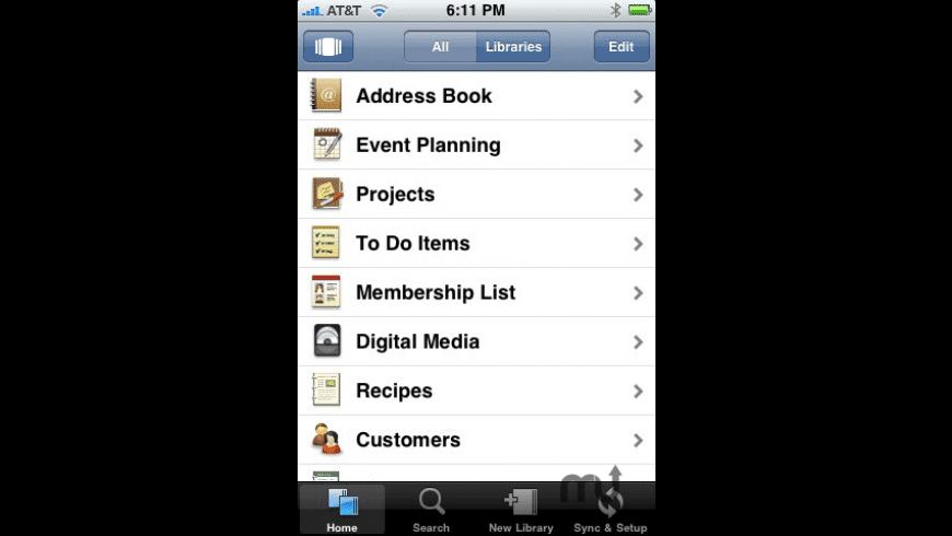 Bento for Mac - review, screenshots