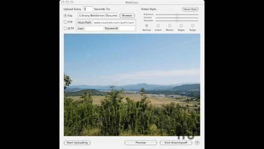 WebGlass for Mac - review, screenshots