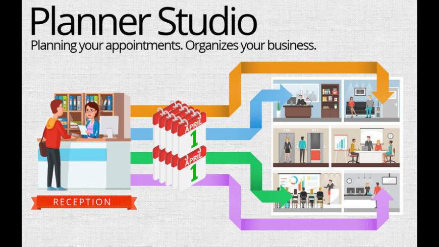 Planner Studio for Mac - review, screenshots