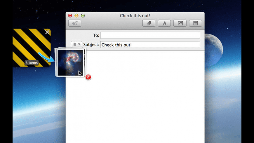 Dropshelf for Mac - review, screenshots