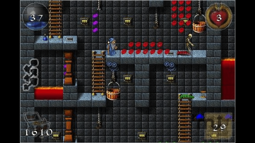 Brave Dwarves for Mac - review, screenshots