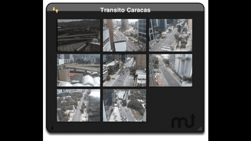 Transito Caracas for Mac - review, screenshots