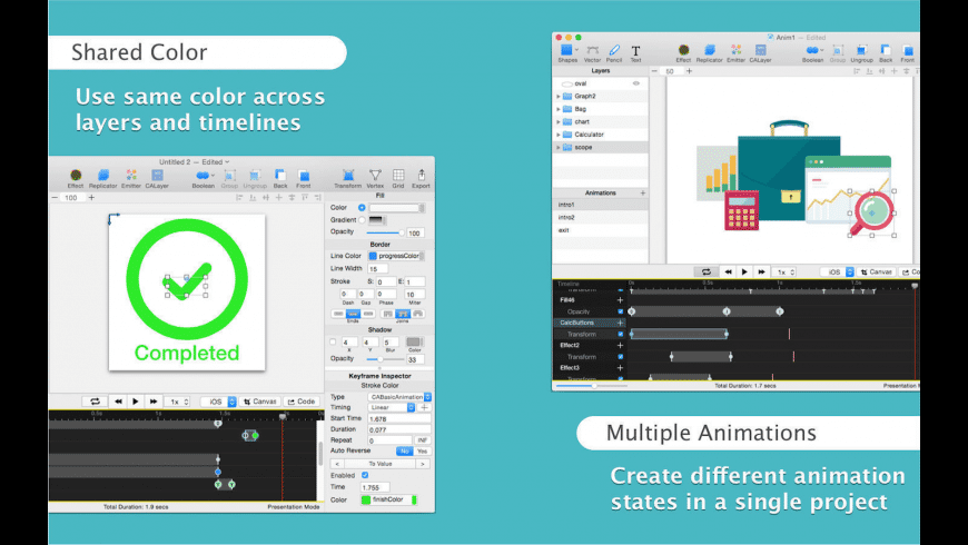 QuartzCode for Mac - review, screenshots