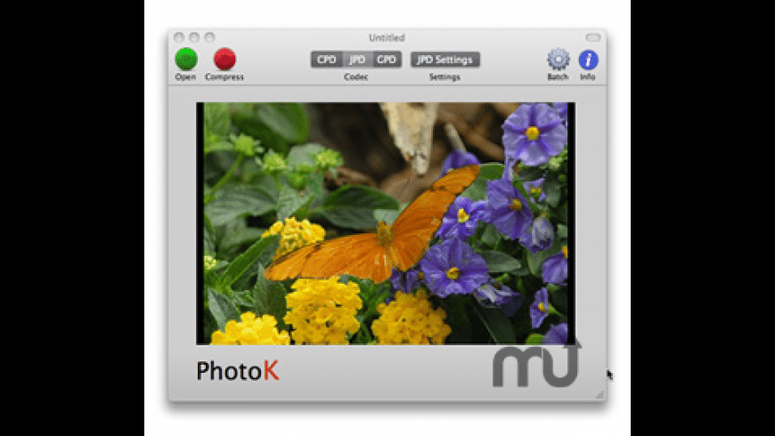 PhotoK for Mac - review, screenshots