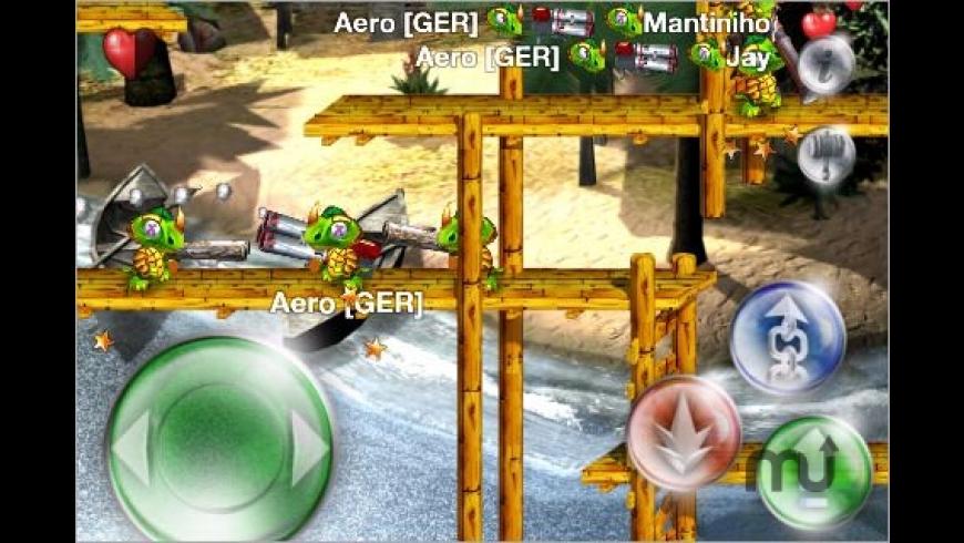 DinoSmash Online for Mac - review, screenshots