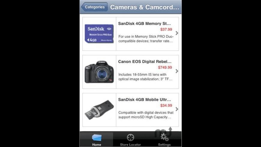 Best Buy Weekly Deals for Mac - review, screenshots