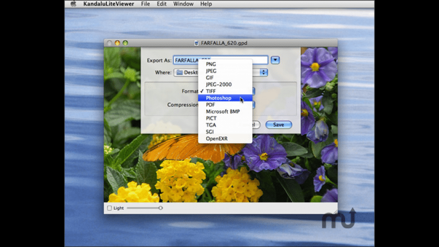 KandaluLiteViewer for Mac - review, screenshots