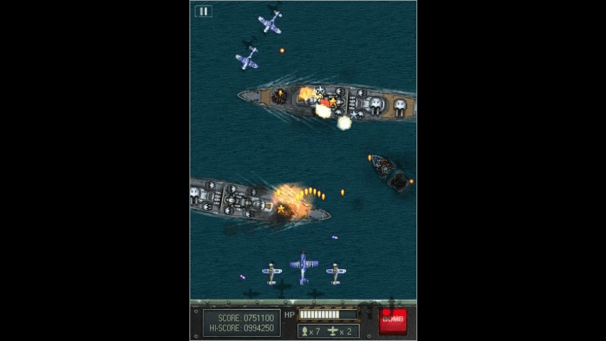 iFighter 1945 for Mac - review, screenshots