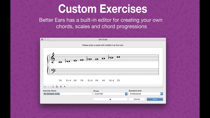 Better Ears for Mac - review, screenshots