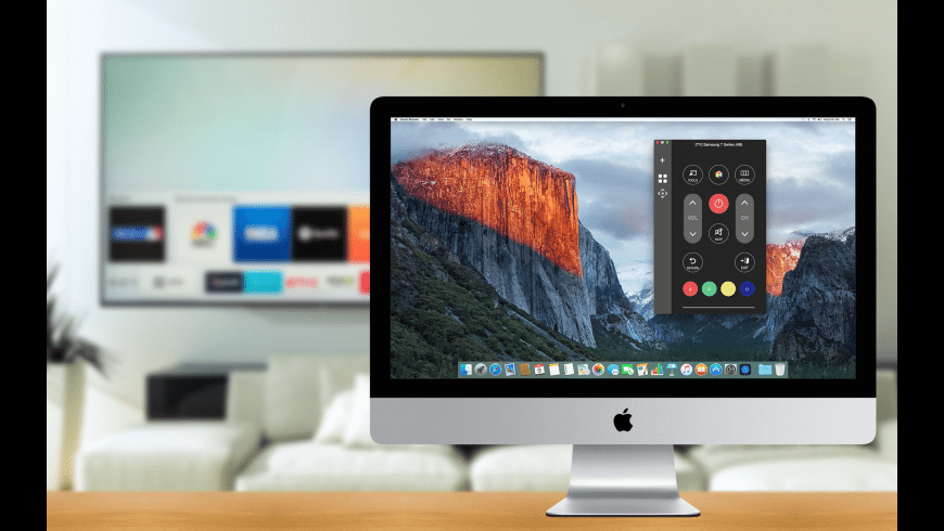 Smart Remote for Samsung Smart TV for Mac - review, screenshots