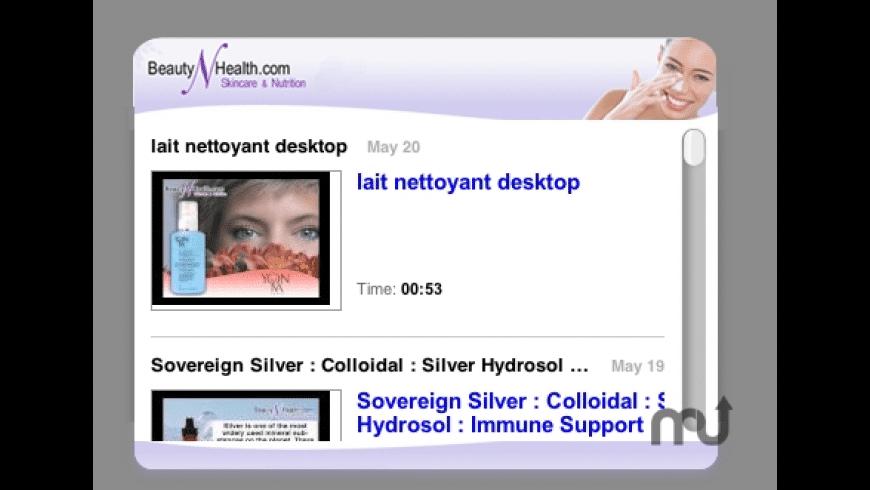 Calcium Supplements for Mac - review, screenshots