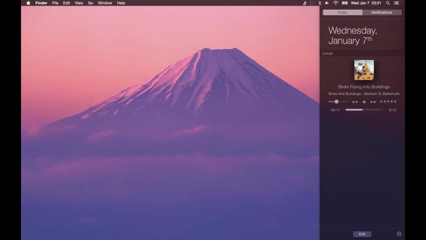 Lyrical for Mac - review, screenshots