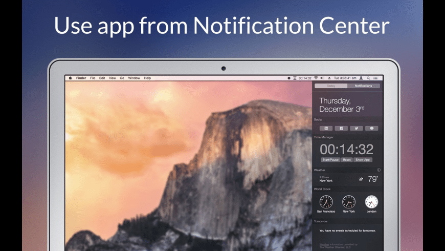 Time Manager for Mac - review, screenshots